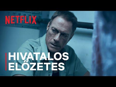 Az utolsó titkos ügynök   Hivatalos Előzetes   Netflix