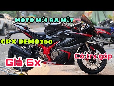 môtô mới ra lò nóng hổi Demon200c.và nhiều moto thanh lý giá rẻ Bình Dương| Mỹ Motor
