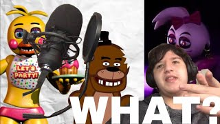 ImpulseEvan Reacts to Game Theory: 3 New FNaF Security Breach Theories!
