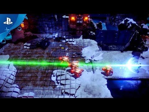 Nex Machina Co-op Trailer   PS4