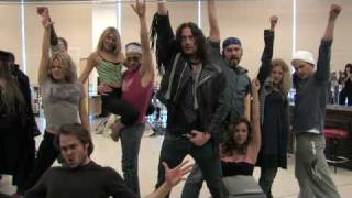 "Rock Of Ages on Broadway! Sneak Peek: ""Here I Go Again"""