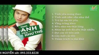 Nhật Tinh Anh -  Album VẦNG TRĂNG KHÓC