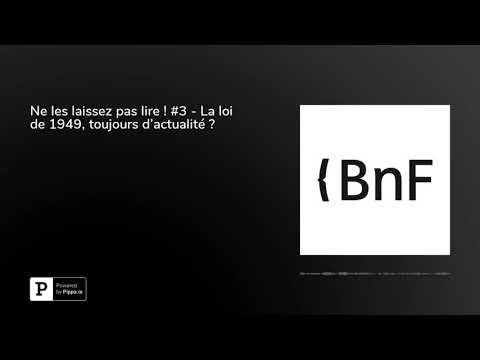 Vidéo de Bernard Joubert