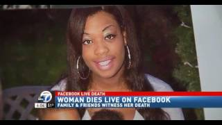 Arkanasa Woman dies live on Facebook