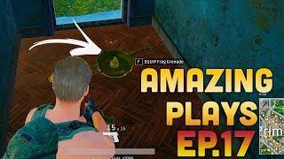 PUBG Amazing Plays Ep. 17 | PlayerUnknown's Battlegrounds Highlights