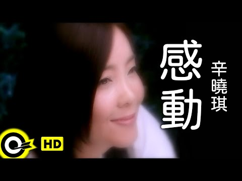 辛曉琪 Winnie Hsin【感動 Touching】Official Music Video
