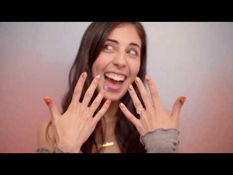 Customizable Nail Art Design with Color Camp | Showcase Series