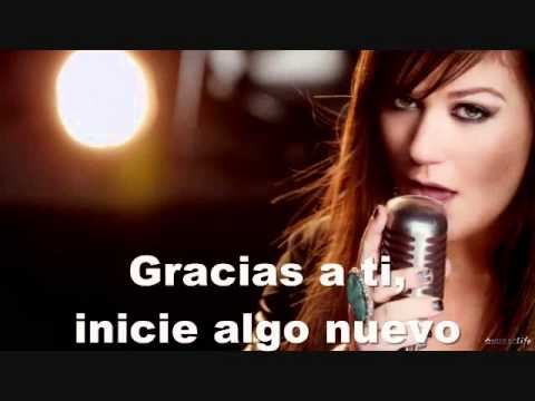 Stronger (What Doesn't Kill You) - Kelly Clarkson subtitulada en español