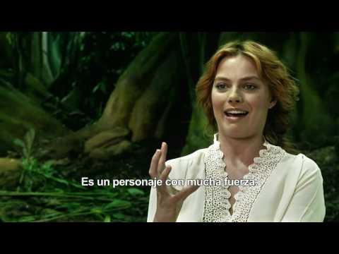 La Leyenda de Tarz�n - Featurette 'Jane' HD