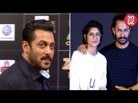 Salman To Miss This Year's Ganpati Celebrations At Home? | Aamir – Kiran Diagnosed With Swine Flu
