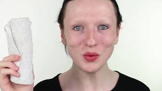 How To Remove Heavy Makeup Tutorial | John Maclean