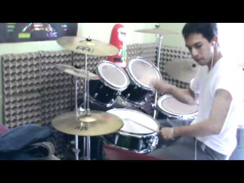 Soda Stereo - De música ligera #DrumCover