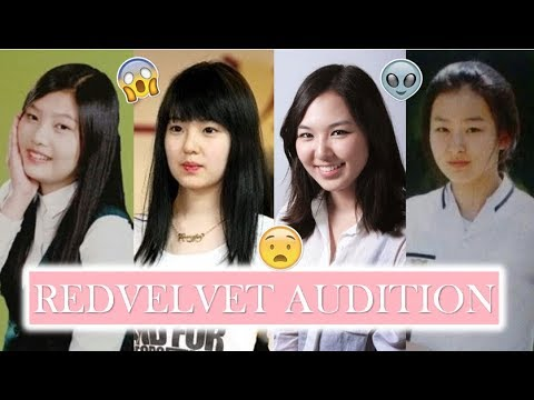 Red Velvet Members First Audition (Pre-Debut)