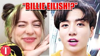 20 Celebs Who Are Obsessed With Billie Eilish And Why