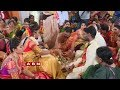 Paritala Ravi's Daughter Snehalatha Marriage live