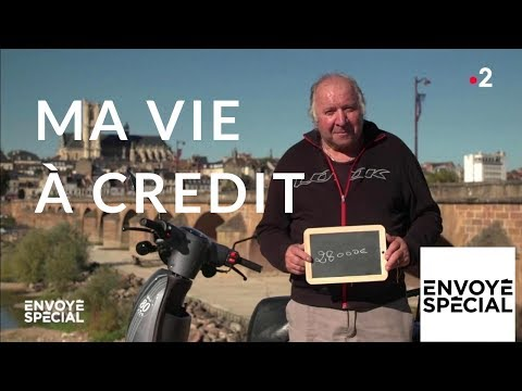 nouvel ordre mondial | Envoyé spécial. Une vie à crédit - 6 décembre 2018 (France 2)