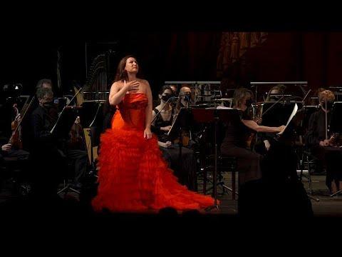 Ünlü Bulgar soprano Sonya Yoncheva İspanyol mirasını keşfediyor