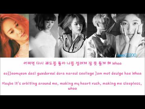 f(x) - Signal (시그널) [Hangul/Romanization/English] Color & Picture Coded HD