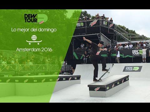 DEW Tour AM Series '16: Lo mejor del domingo