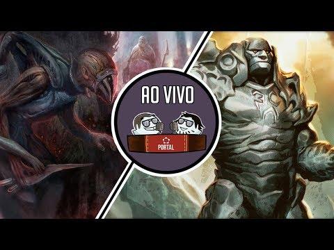 Modern ao vivo- Infect  vs Mono G Tron | Rodada 2 | Dia 22/10 | Gameplay Físico