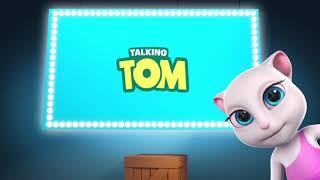 Talking Tom Shorts Mega-Pack (Binge Compilation)