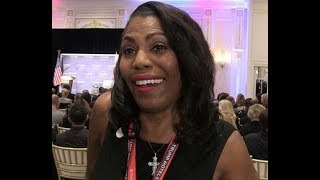 No one can figure out what Omarosa's Doing In The White House