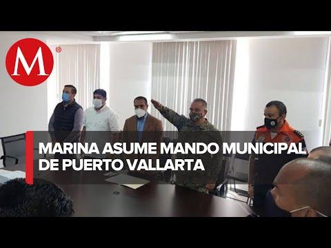 Marina toma el control de la seguridad en Puerto Vallarta