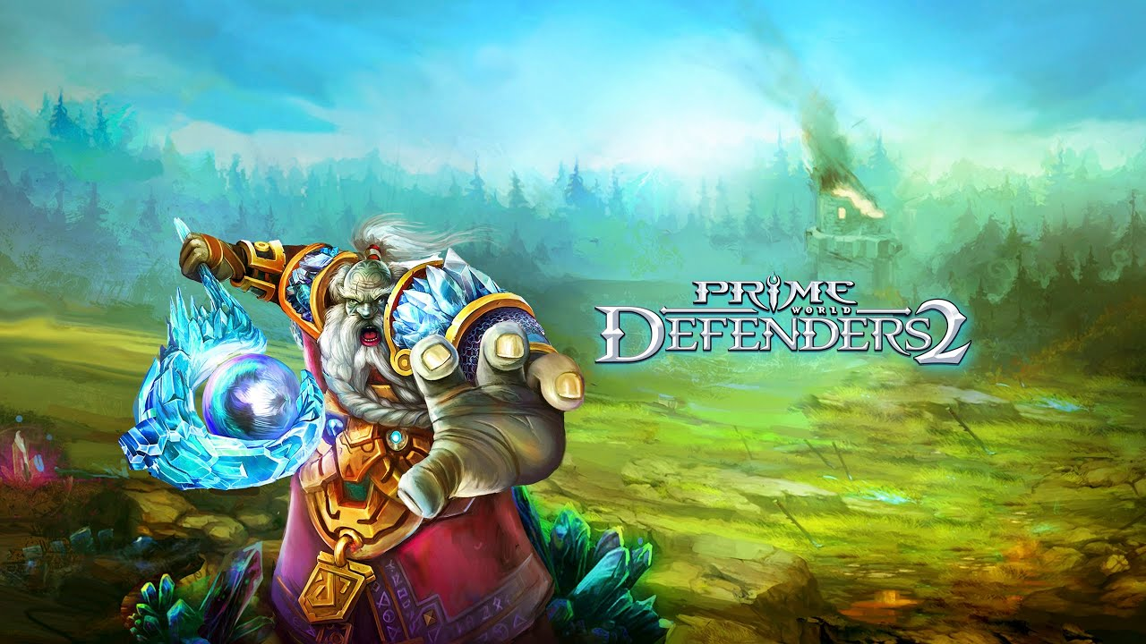 Играй Defenders 2: Tower Defense CCG На ПК 1