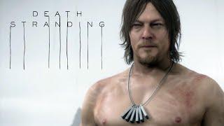 DEATH STRANDING - O Início de Gameplay, Dublado em Português PT-BR   PS4 Pro