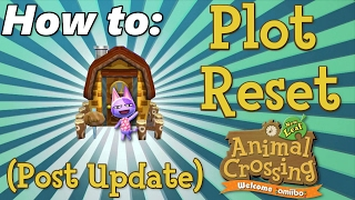How To: Plot Reset (Post-Update) - Animal Crossing New Leaf