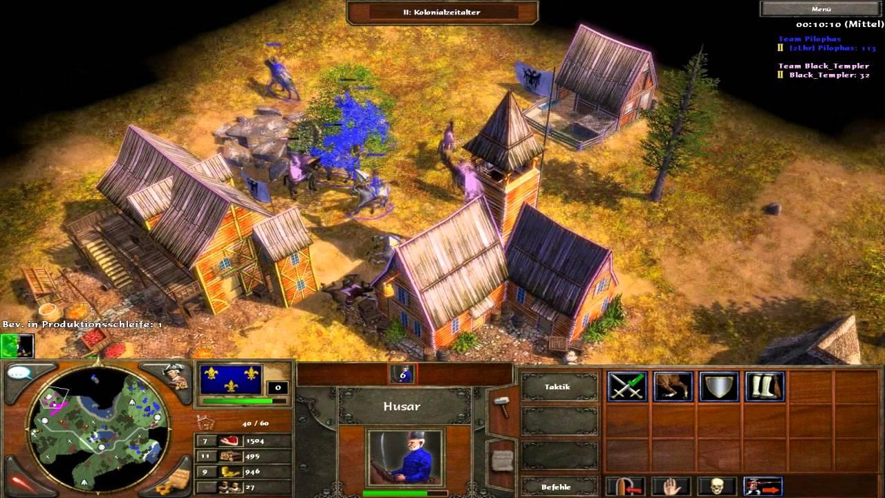Steam Online: Age Of Empires 2 Steam Online