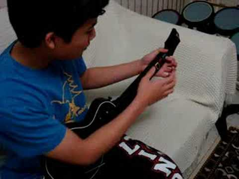 How to play Guitar Hero on Expert (Part 1)