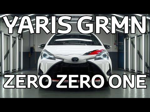 Yaris GRMN: Zero Zero One
