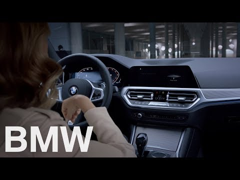 The all-new BMW 3 Series. Intelligent Personal Assistant. (G20, 2018)