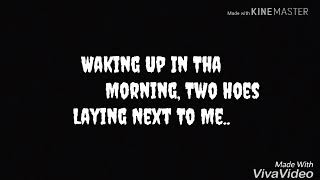 No sleep lyric status video ..😘😘Wiz khalifa