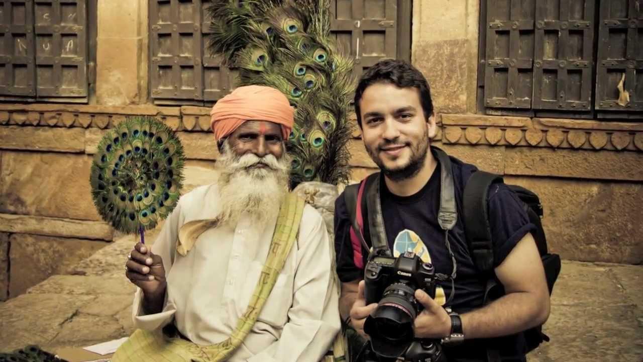 INDIA - The Color of Contrast (A Cor do Contraste)