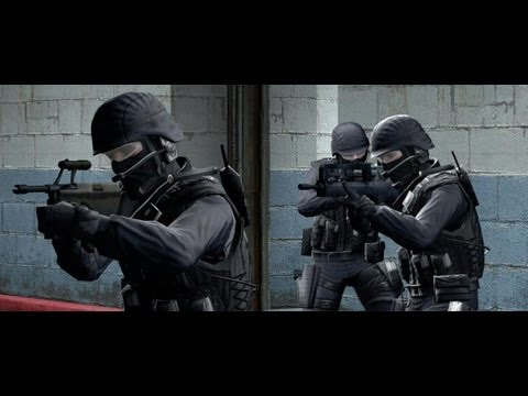 Counter Strike Трейлър