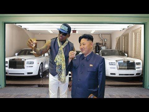 Dennis Rodman's Lifestyle ★ 2018