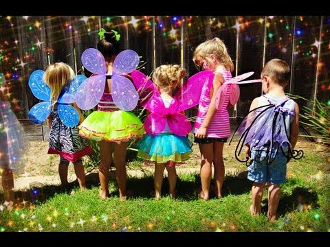 Lilia's 3rd Birthday Party! - Smashpipe People