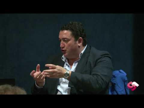 Christian Tirabassi (Ficom Leisure) al panel di Gioco News alla Social Media Week di Roma