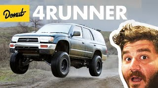 Toyota 4Runner- Everything You Need To Know | Up To Speed