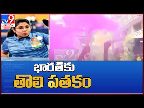 Bhavina Patel wins historic silver at Tokyo Paralympics