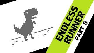 GameMaker Studio 2 - Endless Runner - Increasing the Speed
