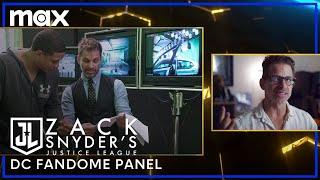 Zack Snyder's Justice League | DC FanDome Panel | HBO Max