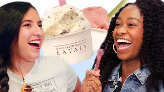 We Guess 28 Gelato Flavors • Ladylike