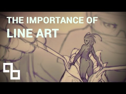 The Importance of Line Art