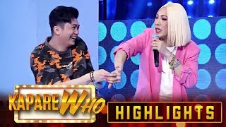 Vice punishes Vhong for teasing him | It's Showtime KapareWho