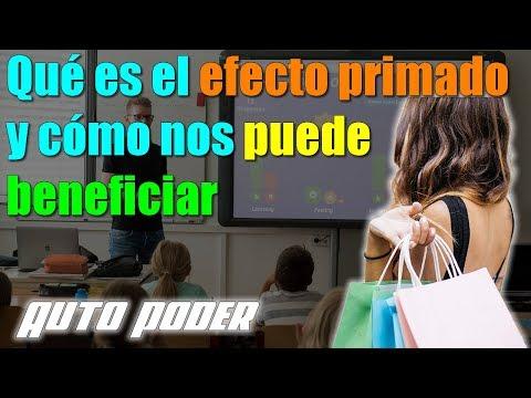 Qué es el efecto primado y cómo nos puede beneficiar   Ingeniero Gabriel Salazar