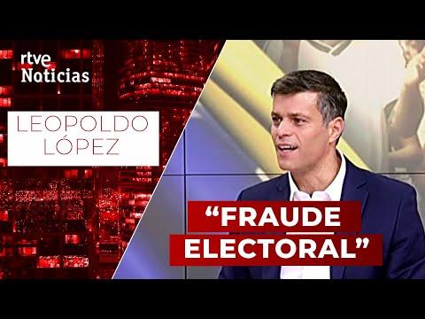 ELECCIONES EN VENEZUELA: el líder opositor, LEOPOLDO LÓPEZ, pide el rechazo INTERNACIONAL   | RTVE
