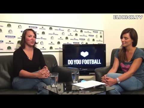 Talk mit Tamara Dwenger (Präsidentin HFC Falke) | ELBKICK.TV
